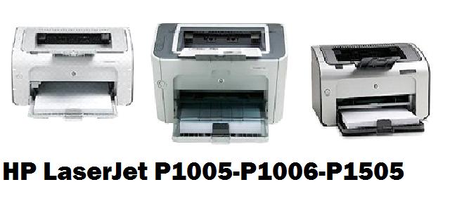 HP LaserJet 1000-1500 Printer